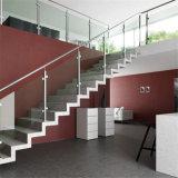 Stel 스테인리스 포스트를 가진 발코니 디자인 유리제 방책 또는 난간