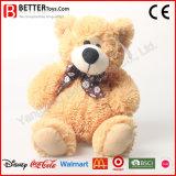Brinquedos macios do urso da peluche do animal enchido do luxuoso do presente da promoção para miúdos