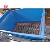 Barril de embalaje de palets, el doble eje Shredder