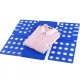 La magia de la carpeta ajustable Fast ropa camisetas de la junta de plegado