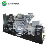 400kVA水冷却のパーキンズEngine (BPM320)が動力を与えるディーゼル発電機セット