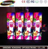 Haut P3.91 Actualiser Affichage LED intérieure pleine couleur