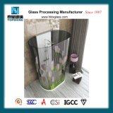 Vidrio euro de la impresión de Digitaces de la manera para la puerta del vidrio del sitio de ducha