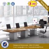 Ejecutivo de la estación de trabajo de recepción de la Conferencia de la Escuela de tabla de madera Mesa Muebles de oficina (HX-8N0839)