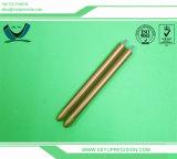 Aluminium anodisé noir Fraisage CNC pièces de rechange de précision