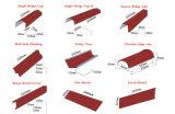 建築材料の石の上塗を施してある金属の屋根ふきはガーナの価格を広げる