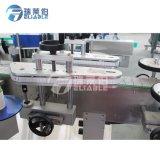 Máquina de etiquetas adesiva do frasco automático cheio