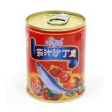 Отличное качество свежих культур Sardine овощных консервов в томатном соусе