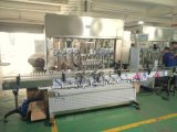 Compota de frutos automático de nivelamento de enchimento para diversas máquinas de acondicionamento em garrafas de vidro /boiões