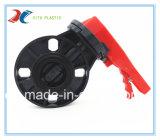 Plastic Klep - HandVleugelklep met de Hefboom van het Handvat