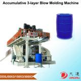 Stapelnder Zylinder-Schlag-formenplastikproduktionszweig