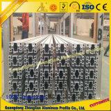 La ranura de la V Línea de producción de perfil de aluminio de fácil montaje