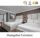 装飾されたベッドのホテルの家具(HD1042)