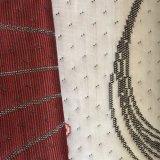 Жаккард/трикотажные матрасы и подушки ткани с крышки цвета