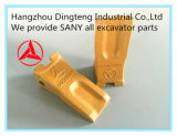 Sany Sy115の油圧掘削機のためのバケツの歯60154445K