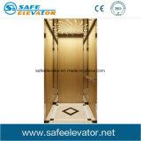 Лифт виллы крытой рамки нержавеющей стали стеклянный