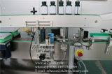 De automatische Vierkante Omslag van de Machine van de Etikettering van de Sticker van de Fles rond