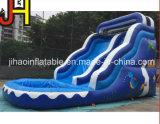 大人の使用されたプールのスライドのための巨大で膨脹可能な水スライド