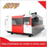 laser ad alta velocità della fibra 1500W per il acciaio al carbonio dell'acciaio inossidabile della lamina di metallo di taglio