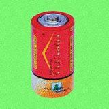 Mangan-Batterie (PVC-Jacke) - R20P/D/UM-1