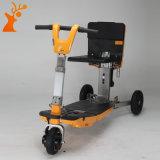 工場価格3の車輪は障害者のためのFoldable電気移動性のスクーターを変形させる