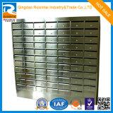 As peças de máquinas CNC caixas de correio de Metal