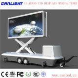 Schermo di visualizzazione mobile del LED del bus dello schermo di visualizzazione del LED del tassì dello schermo di visualizzazione del LED del camion dello schermo di visualizzazione del LED P10mm per la pubblicità mobile