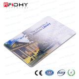 Bilhete de papel profissional do fabricante RFID de China para o controle de acesso