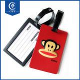 安いバルクカートン動物猿カスタムPVC荷物の札