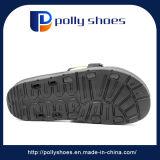 Llegada de nuevo diseño de moda diapositiva en negro sandalias cómodas sandalias de hombre