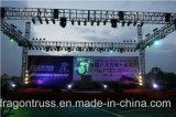 Система крыши ферменной конструкции ферменной конструкции освещения алюминиевая для напольной выставки