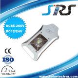 Aplicado en la luz de calle solar de 107 países LED 30W