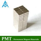 N42m de Magneet van het Neodymium van 8*4*3 met Magnetisch Materiaal NdFeB