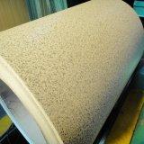 Le granit revêtement organique pour toiture en acier