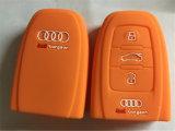 Gummisilikon-Schlüssel-Deckel des fall-Sy06-01-002 für Audi