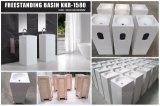 Kingkonree freistehende Wäsche-Bassin-Fußboden-Badezimmer-Wannen