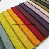 Prodotto tinto intessuto sofà 100% della presidenza della tessile della famiglia della tappezzeria del poliestere