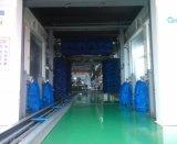 Équipement de lavage de voiture Conveyorized automatique / neuf balais
