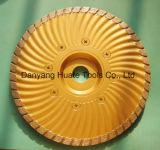 Segmento de diamante mini-lâminas de serra circular para corte de cerâmica, de betão,