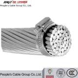 ASTM, DIN, IEC, Norma BS todo de alumínio nu irrecuperáveis AAC condutor superior