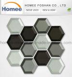Hexagon Afgeschuinde Tegels van de Mozaïeken van de Metro van de Muur van de Kunst
