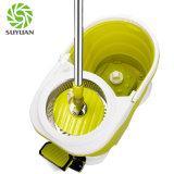 熱い販売の高品質の倍装置360度の回転のモップ