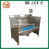 De elektrische Verwarmde olie-Water Braadpan van het Mengsel en Bradende Machine