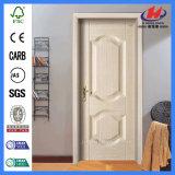 Кожа двери меламина красного цвета экстренный выпуск 3mm деревянная