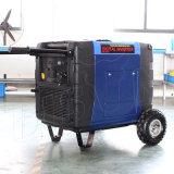 Bison (China) BS6300X 6.3KW certificada Ce pequeño MOQ una entrega rápida de 60Hz/50Hz onda senoidal pura inversor Generator