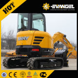 Máquina escavadora pequena de um Sany de 5.5 toneladas (SY55C)