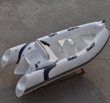 Canot de console centrale de bateau de vitesse de Liya 12.5feet avec le moteur