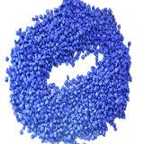 低価格の紫色カラー化学薬品PP/PE/ABS Masterbatchの小さい微粒