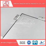 Isolante térmico de PVDF painéis de alumínio alveolado insonorizadas para a energia solar