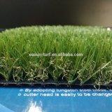 Het hoogste Tapijt van het Gras van de Leverancier Synthetische voor Werf